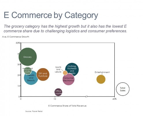 Segment View of E Commerce